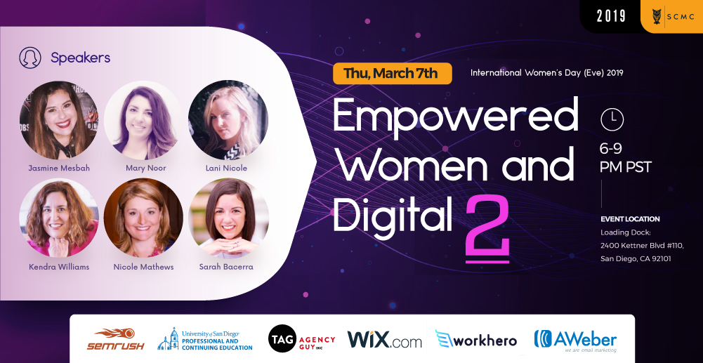 Empowered Women and Digital 2